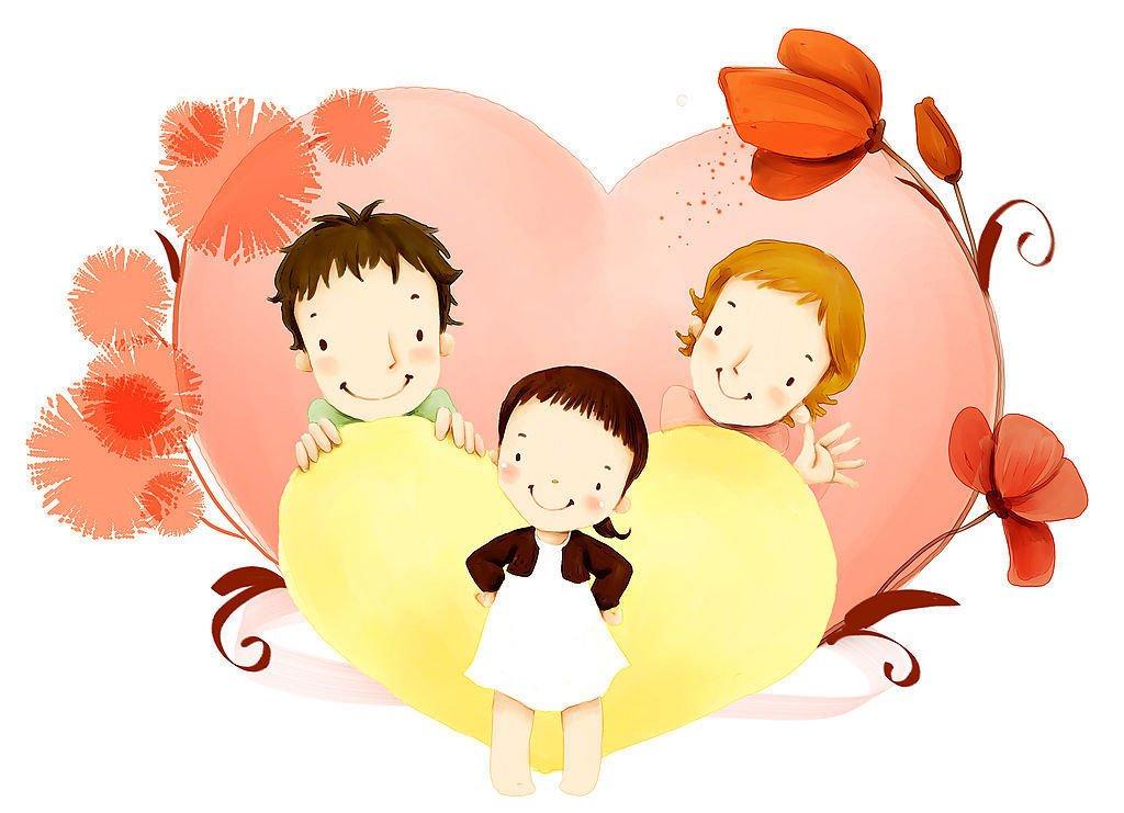 Родителям с любовью картинки